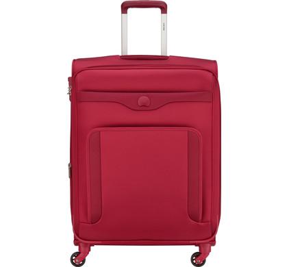 Delsey Baikal Expandable Spinner 65cm Red