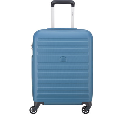 Delsey Peric 55cm Trolley Light Blue