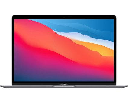 Apple MacBook Air (2020) 16GB/512GB Apple M1 met 8 core GPU Space Gray AZERTY