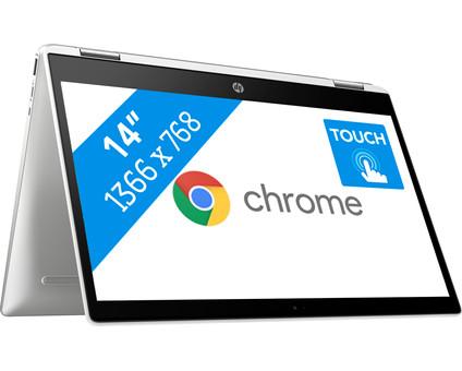 HP Chromebook x360 14b-ca0041nb AZERTY