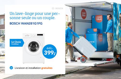 Bosch WAN281G1FG V2