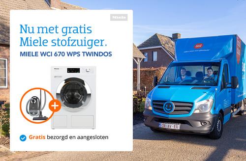 Miele WCI 670 WPS TwinDos