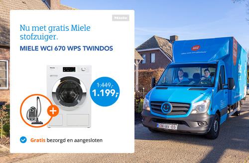 Miele WCI 670 WPS TwinDos V2