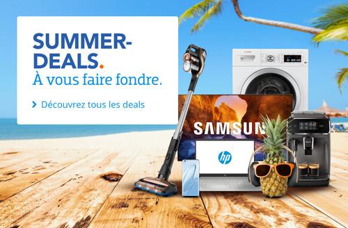 Summer deals FR