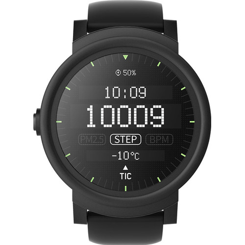 Ticwatch E Smartwatch Shadow