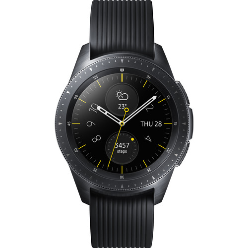 Samsung Galaxy Watch 42mm Midnight Black NL