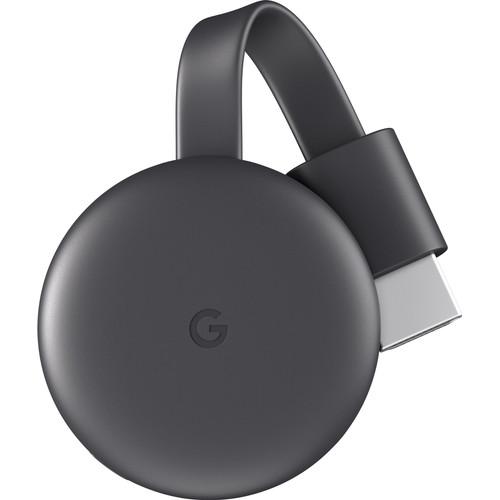 Google Chromecast 3 Zwart