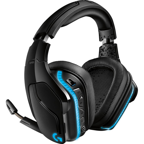 Logitech G935 Wireless 7.1 Surround Sound LIGHTSYNC Gaming