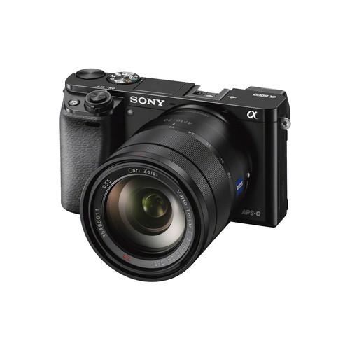 Sony Alpha A6500 + Vario Tessar T* E 16-70mm f/4 ZA OSS