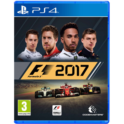 F1 2017 PS4