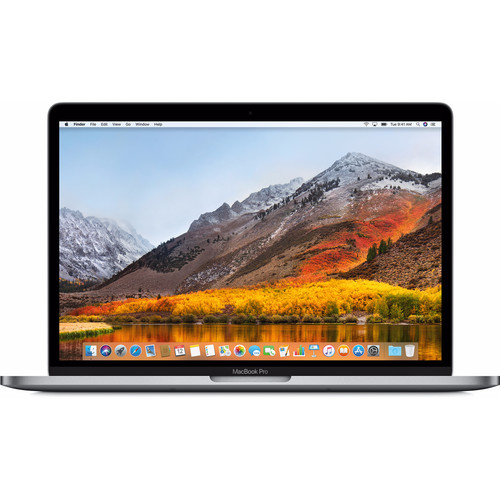 Apple MacBook Pro 13'' Touch (2017) 16/256GB - 3,1Ghz Zilver