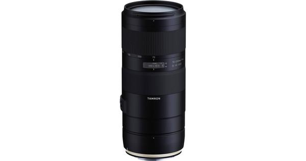 Tamron 70-210 mm f/4.0 Di VC USD Canon