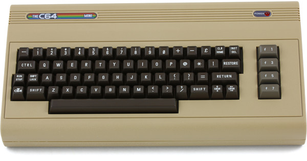 Commodore 64 Mini Console