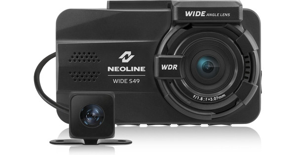 Neoline Wide S49 Double Dashcam