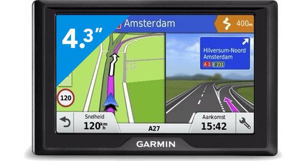 Garmin Drive 40 LMT Europe Centrale