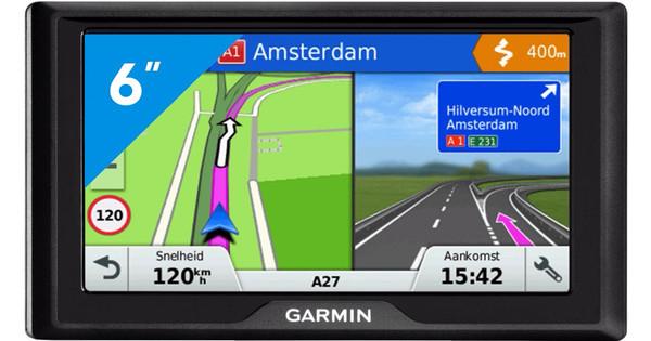 Garmin Drive 60 LMT Europe Centrale