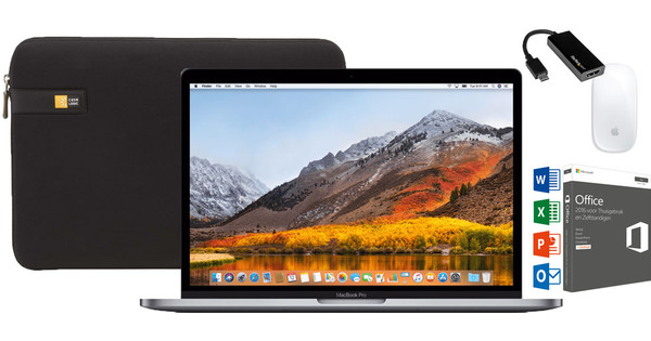 Out-Of-Home Office Pakket - Apple MacBook Pro 13'' (2017)