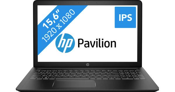 HP Pavilion Power 15-cb025nb Azerty