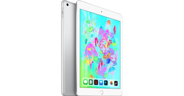 Apple iPad (2018) 32 Go Wi-Fi + 4G Argent