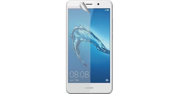 Azuri Huawei Y7 (2017) Protège-écran Plastique Lot de 2