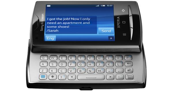 Sony Ericsson Xperia X10 Mini Pro U20i Black