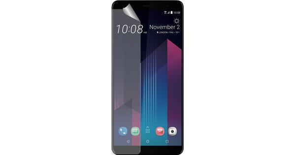 Azuri HTC U11 Plus Protège-écran en plastique Lot de 2