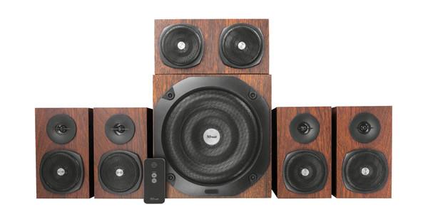 Trust Vigor 5 1 Surround Speaker System