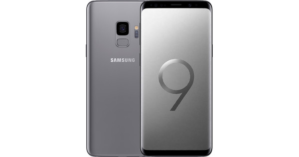 Samsung Galaxy S9 256 GB Grijs