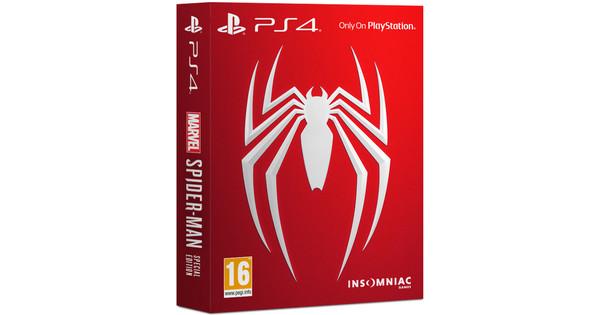 Spider Man Édition Limitée PS4