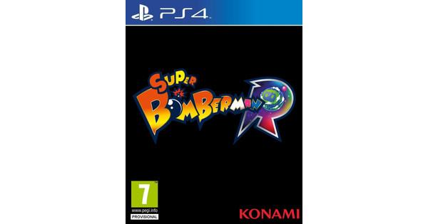 Super Bomberman R: Shiny Edition PS4