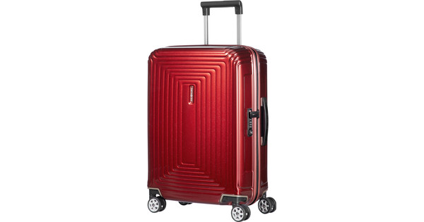 Samsonite Neopulse Spinner 55/23cm Metallic Red