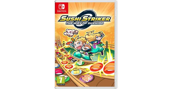 Sushi Striker : The Way of Sushido Switch