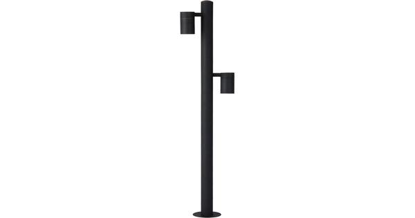 Lucide Arne-Led Staand 90 cm Zwart 2 Lichtpunten