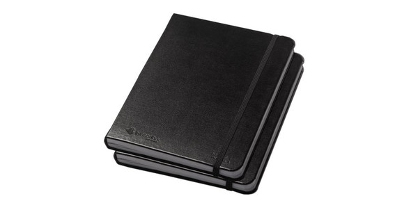 Livescribe Lined Notepads 1-2 Black (2 Pack)