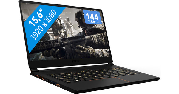 MSI GS65 Stealth Thin 8RE-043BE Azerty