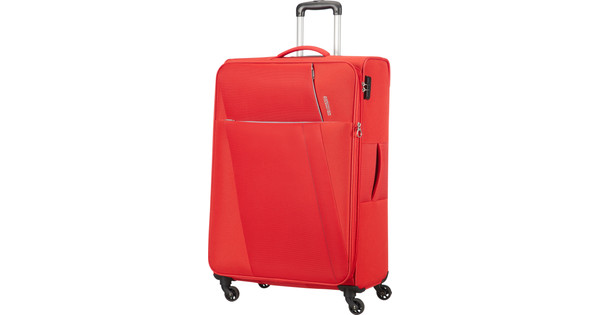 American Tourister Joyride Expandable Spinner 79cm Flame Red