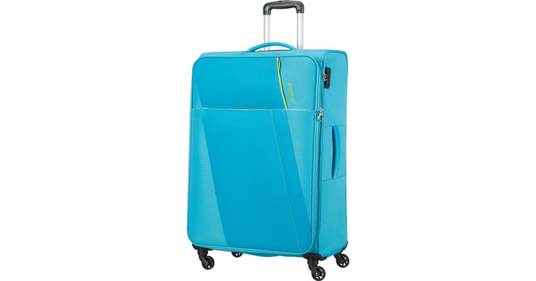American Tourister Joyride Expandable Spinner 79cm Hawaii Blue