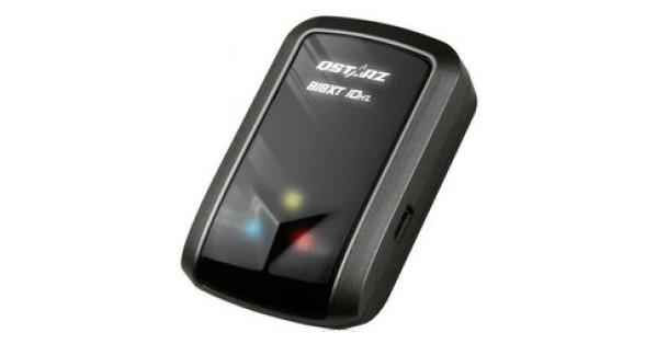 Qstarz BT-Q818XT + Universele Autohouder