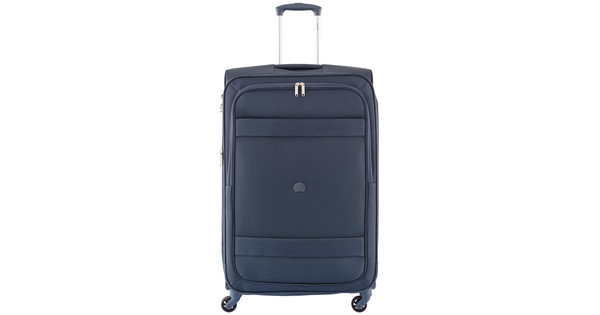 Delsey Indiscrete Expandable Spinner 78cm Blue