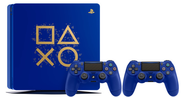 Sony PlayStation 4 500 G0 Days of Play Limited Edition