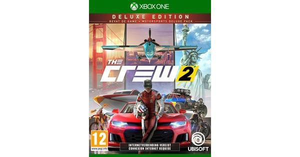 The Crew 2 Deluxe Edition Xbox One