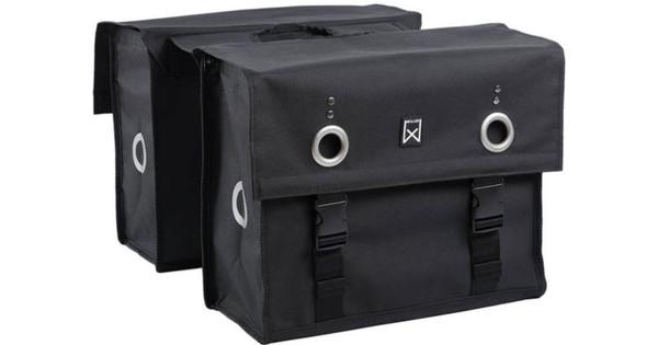 Willex Dubbele Tas 52L Zwart