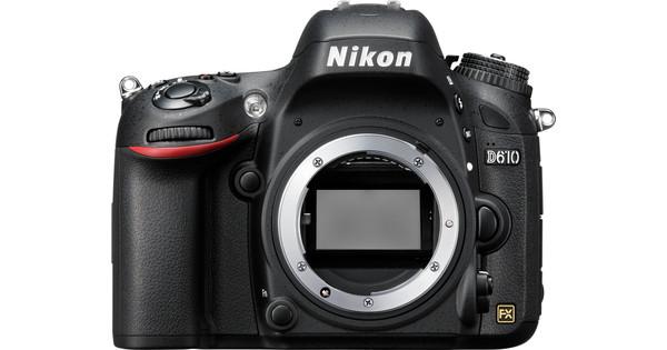 Nikon D610 Boitier