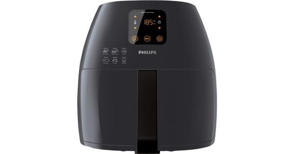 philips avance airfryer xl hd9241/40 - coolblue - avant 23:59