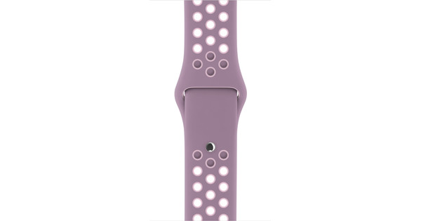 Apple Watch 42mm Siliconen Polsband Nike Sport Violet