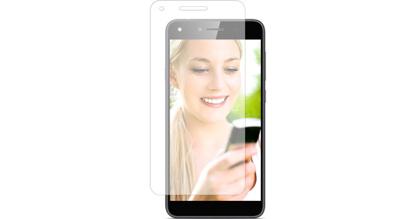Mobiparts Protège-écran Huawei Y6 II Compact Lot de 2