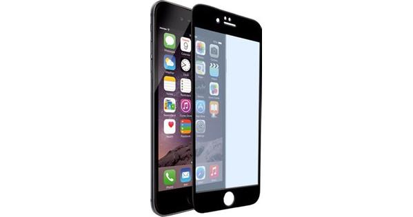Pavoscreen Anti Lumière Bleue Verre Trempé iPhone 6/6s Noir