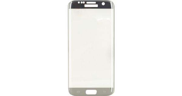 Mobilize Edge To Edge Verre Samsung Galaxy S7 Argent