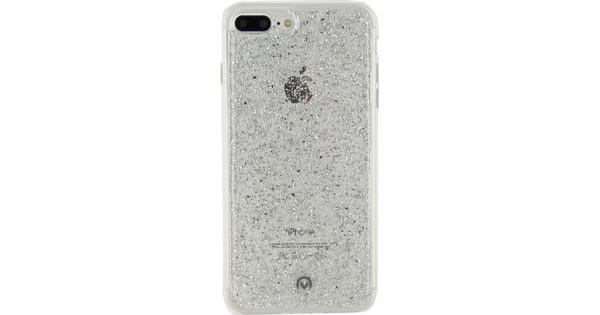 Mobilize Shimmer Case Apple iPhone 7 Plus/8 Plus Zilver