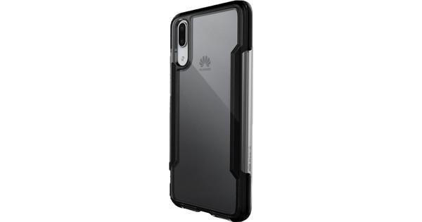 outlet store ba791 d8ac2 X-Doria Defense Clear Huawei P20 Lite Back Cover Black